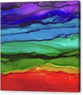 Rainbow Vision Canvas Print