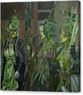Rattlebag Hastings Canvas Print