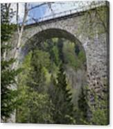 Ravenna Gorge Viaduct 05 Canvas Print