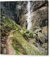 Raysko Praskalo Waterfall, Balkan Mountain Canvas Print