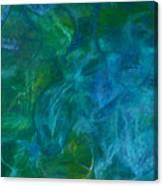 River Reflection Canvas Print