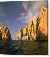 Rock Formations, Cabo San Lucas, Mexico Canvas Print