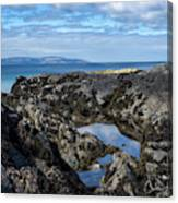 Rocky Coast Canvas Print