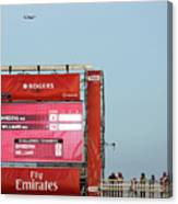 Rogers Cup Toronto Canvas Print