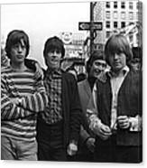 Rolling Stones Canvas Print