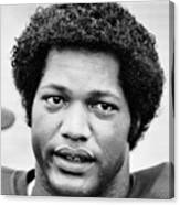 Ron Simmons Of Florida State University Canvas Print