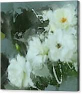 Rose Harmony Canvas Print