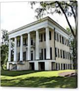 Rose Hill Mansion - Milledgeville, Georgia 4 Canvas Print