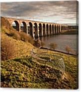 Royal Border Bridge, Berwick-upon-tweed Canvas Print