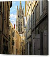 Saint Andre Cathedral Canvas Print