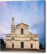 Saint Euphemia Church Canvas Print