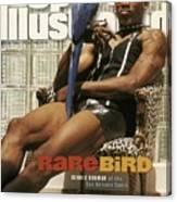 San Antonio Spurs Dennis Rodman Sports Illustrated Cover Canvas Print