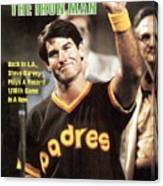 San Diego Padres Steve Garvey Sports Illustrated Cover Canvas Print