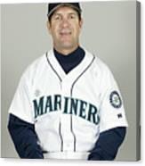 Seattle Mariners Headshots Canvas Print