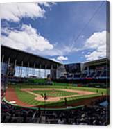 Seattle Mariners V Miami Marlins Canvas Print