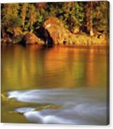 Selway River Canvas Print