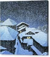 Shiobara Hataori - Digital Remastered Edition Canvas Print