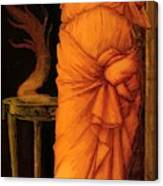 Sibylla Delphica Canvas Print