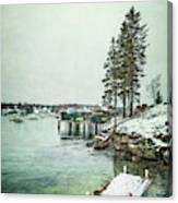 Silent Season Canvas Print