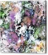Silent Surface Canvas Print