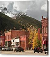 Silverton, Colorado Canvas Print