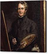 Sir Edwin Henry Landseer  Canvas Print
