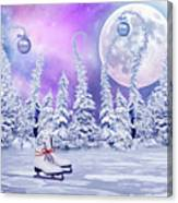 Skating Time Canvas Print