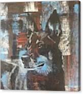 Skeeter Canvas Print