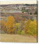 Slope County September Splendor Canvas Print