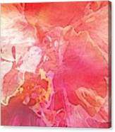 Slow Dancing Canvas Print