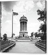 Soldiers And Sailors Monument Canvas Print