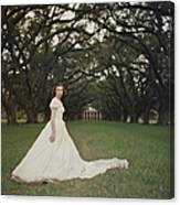 Southern Belle Canvas Print