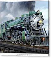 Southern Railway Class Ps-4 Pacific Canvas Print