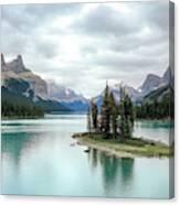 Spirit Island Jasper National Park Photograph By Dan Sproul