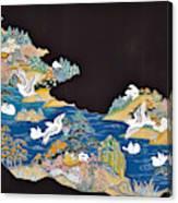Spirit of Japan T44 Canvas Print