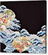 Spirit of Japan T6 Canvas Print