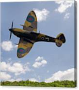 Spitfire Mk356 Canvas Print