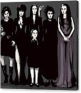 Spooky Girls Canvas Print