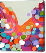 Spoonful Of Joy Canvas Print