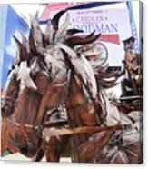 Stagecoach 2 Canvas Print