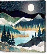 Star Lake Canvas Print