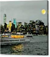 Starboard Canvas Print
