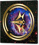Starship Meridian Canvas Print