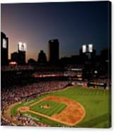 State Farm Home Run Derby Canvas Print
