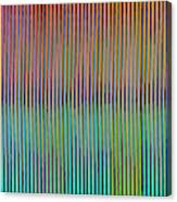 Static Movement Canvas Print