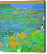 Steamboat Rock 03 Canvas Print