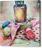 Still 1 Canvas Print
