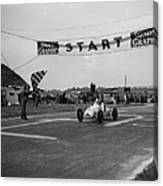 Stirling Moss Canvas Print