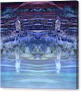 Submerged Identities Canvas Print