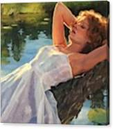 Summer Idyll Canvas Print